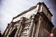 Roma | Arco di Settimio Severo (Michele Rallo | MR PhotoArt) Tags: michele rallo mr photoart photo art photography fotografia roma rome miker flickr canon fotografo foto studio set mrphotoart emmerrephotoart arco arch settimio severo fori imperiali romani
