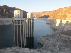 Lake Mead at Hoover Dam (666isMONEY   & ) Tags: hooverdam lakemead