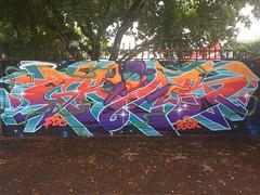BBoy business (GrabFDC) Tags: piece allcity looppaint graff spraypaint colors letters bgsk miamigraffiti miami graffiti bboy fdc grabster grabs grab