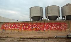 Gude. Roam. Rasul. (universaldilletant) Tags: frankfurt graffiti gude roam rasul dns sge