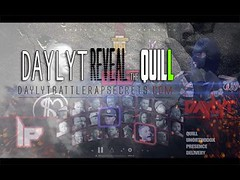 DAYLYT VS MIKE P REVEAL THE QUILL Pt 1 URL DECODED  AUDIO... (battledomination) Tags: daylyt vs mike p reveal the quill pt 1 url decoded  audio battledomination battle domination rap battles hiphop dizaster saurus charlie clips murda mook trex big t rone pat stay conceited charron lush one smack ultimate league rapping arsonal king dot kotd freestyle filmon