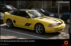 Une Mustang dantant des mauvaises annes! (Mario Groleau | mgroleau.com) Tags: exif:focallength=30mm camera:make=sony exif:lens=epz18105mmf4goss exif:make=sony exif:model=ilce6300 camera:model=ilce6300 geolocation exif:isospeed=100 exif:aperture=50 mariogroleau troisrivieres quebec canada mgroleaucom