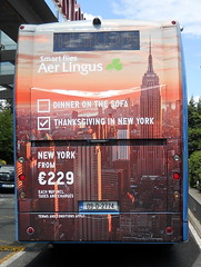 09D2774, Volvo B12B(T), Aer Lingus, Airline advertising (planebrains) Tags: volvo 2015 aerlingus volvob12bt advertising aircoach june airlineadvertising