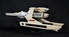 DSC_4721 (jonmunz) Tags: lego star trek spaceship uss reliant starship wrath khan