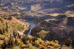 Valley of Colca River, Peru (szeke) Tags: arequipa peru pe 2007