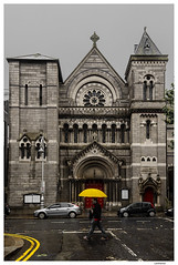 Dublin (Lanfranco_B) Tags: city ireland red dublin church yellow chiesa giallo rosso dublino irlanda citt