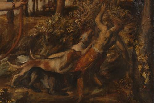 poetry analysis diana and actaeon Irina jauhiainen, kingston university, london,  study of titian's 'diana and actaeon' paintings based on hegelian art theory, literary analysis,.