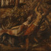 Detail from Titian's The Death of Actaeon