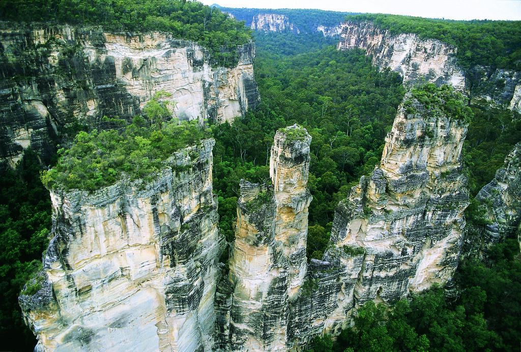 Carnarvon Gorge QLD by Traveloscopy, on Flickr