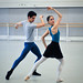 Federico Bonelli and Marianela Nunez in rehearsals for Metamorphosis: Titian 2012. © ROH/The Ballet Bag 2012