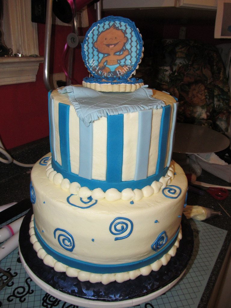Baby Shower Cakes Baltimore