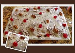 Lanche de hoje Bolo Aleluia (CANELA COOL by CAROL) Tags: cake bolo receita