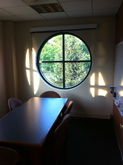 Study room, Miller Information Commons (hnulibrary) Tags: library libraries champlaincollege millerinformationcommons