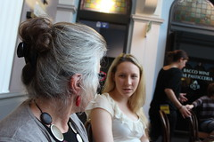 Lynn shares with Katie (bobmendo) Tags: jacobs qvb 2012 queenvictoriabuilding bobmendo brickner