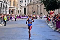 London 2012 women Marathon: Leena Puotiniemi (Alexandre Moreau | Photography) Tags: road portrait london race finland photography women photos kenya russia marathon victory effort ethiopia 2012 cheapside london2012 olypics gelana leenapuotiniemi wwwalexandremoreauphotocom