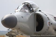 Art Nalls - Sea Harrier - 2012 Thunder Over Michigan Air Show (mikelynaugh) Tags: lighting fife michigan airshow ypsilanti mustang p51 b29 p51mustang p47 p38 p38lightning thunderbold thunderovermichigan willowrunairport lynaugh mikelynaugh b29stratofortress