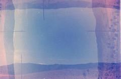 Madras (Myranda Kali) Tags: california blue trees sky brown mountains film grass turn vintage wire quilt madras july pole hills electricity plaid tilt sides canoneosrebel2000