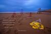 el préstamo (Cani Mancebo) Tags: blue españa orange beach yellow azul umbrella three spain nocturnal spirit playa murcia amarillo cielo nocturna moonlight tres naranja cartagena sombrilla lamangadelmarmenor longexposuretime largaexposición calblanque espíritus marmayor canimancebo conluzdeluna