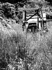 Left for dead (cornishdjango photography) Tags: tractor broken cornwall decay farm machine
