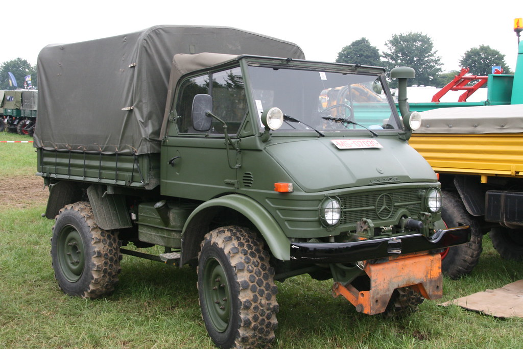 the worlds best photos of doka and unimog flickr hive mind