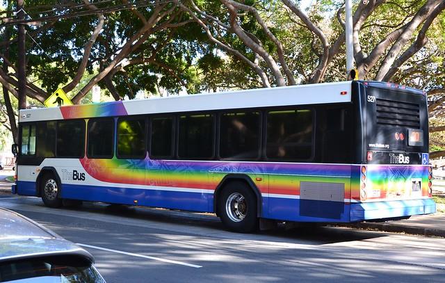TheBus Waikiki