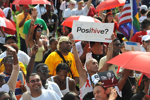 Keep the Promise on HIV/AIDS March on Washington (Day 2)