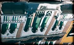 Venetian Reflection (Col Swain) Tags: venice italy reflection building water architecture canal italian europe gondola venetian