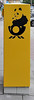 HH-Stencil 418 (cmdpirx) Tags: urban streetart color colour art cutout painting fun one graffiti stencil paint panda hamburg humor can spray layer multiple hh farbe schablone strassenkunst