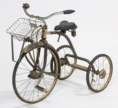 "27. Vintage ""American National"" Tricycle"