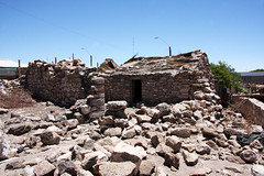 Derelict house in the village of Toconao, Chile (sensaos) Tags: chile travel house rural america de casa san chili desert decay south ruin pedro atacama desierto amerika region derelict 2012 zuid sensaos