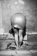 Alla ricerca del tempo perduto (Emmanuele Contini) Tags: berlin fotos potrait ricordi kiste silvie sedere allaricercadeltempoperduto contnibb