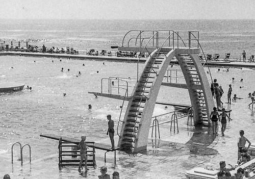 Sea Point Swimming Baths 1954