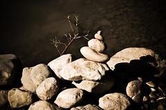 Zen Attitude, l'Equilibre ... 2 (Pascal Duvet) Tags: nature water stone alpes eau pierre 04 attitude zen provence pascal rocher duvet haute equilibre