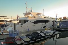 20120724_202157_Poole Quay Bike Night_0016_P1010824.jpg (cscarlet41) Tags: england lumix boat unitedkingdom device panasonic dorset poole 2012 poolequay zs7
