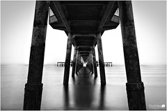 Deal Pier LE (LeePellingPhotography.co.uk) Tags: bw pier long exposure 10 stop le ten deal nd110