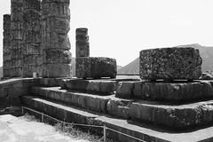 Delphi (Δελφοί) Greece, Aug 2012. 05-157 (megumi_manzaki) Tags: archaeology greek ancient delphi greece worldheritage delphoi