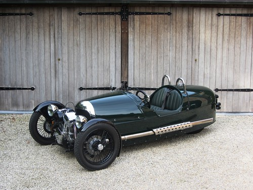 Morgan Three Wheeler (2012).