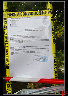 Château-Clochard incendié ! 2/2