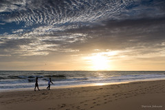 Thailand Beach Sunset [Explored]