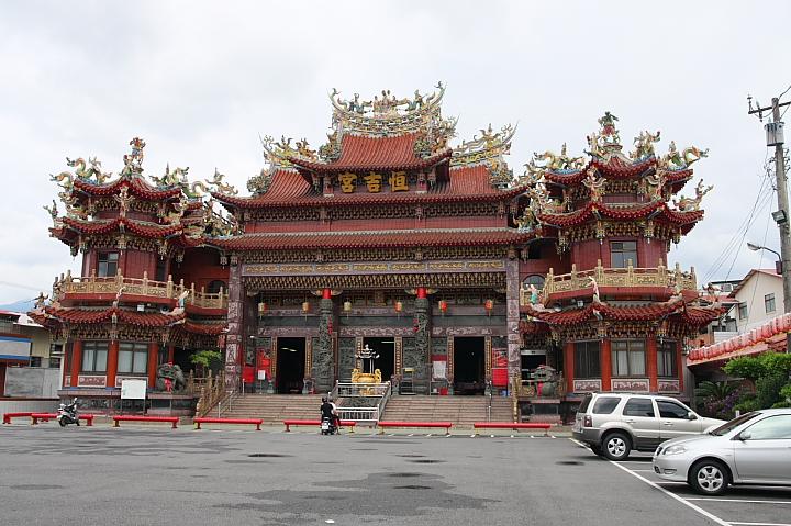埔里媽祖廟(桓吉宮)001