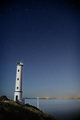 La noche en el faro Cabo Home (F SoGel :-)) Tags: faro lighthouse nocturna nocturne cielo sky estrellas stars rocas rocks mar sea pasisaje landspace naturaleza nature cabohome morrazo cangas pontevedra galicia espaa laboratoriofsg