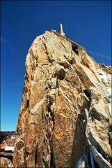 Aiguille du midi - Chamonix (Katarina 2353) Tags: mountain alps chamonix aiguilledumidi france katarina2353 katarinastefanovic film nikon