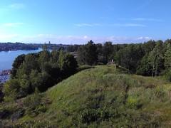 Vallisaari's view to Suomenlinna #2 (::Tanty::) Tags: 2016 finland helsinki vuosaari nationalpark friends