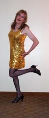 Aug 2015 (156) (Rachel Carmina) Tags: cd tv tg trap tgirl transvestite crossdresser femboi legs heels nylons