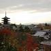 京都東山 高台寺から