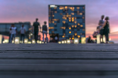 Evening Moments (Moritz Padberg) Tags: hyatt street sunset low