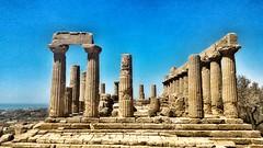 Giunone's Temple (gdio1170) Tags: sicilia sicily agrigento giunone temple tempiodigiunone