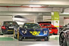 Pagani Zonda F (Ed Cunha Ph) Tags: pagani zonda f brasil dream route rally edcunhaph supercars curitiba