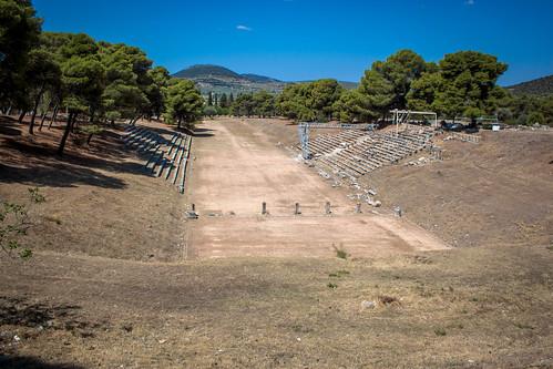 Stadium, Epidaurus
