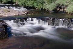 Pont des Ngres, Lozre, Languedoc-Roussillon (lyli12) Tags: aubrac cascade nature poselongue eau lozre ruisseau pierre basaltique languedocroussillon paysage landscape france nikon d7000 t